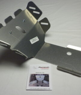 K-SP-650iBF 08-09 - Front Skid Plate Bash Plate